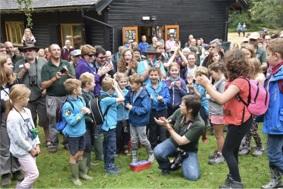 Bird Trail Event by Ian Julian