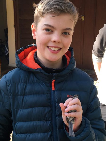 Young birders' event